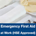 Emergency First Aid at Work (HSE Approved)