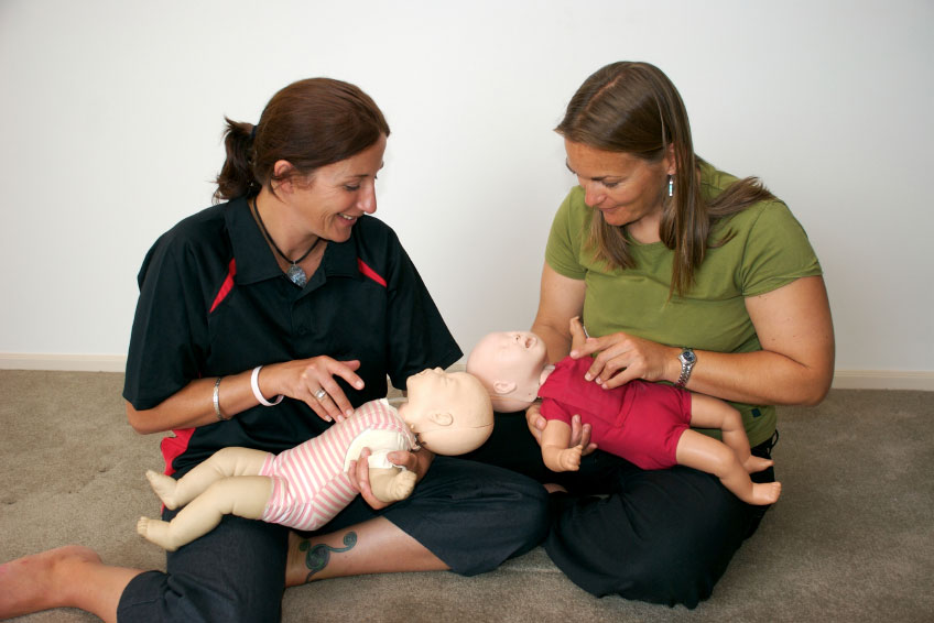 Paediatric First Aid page1